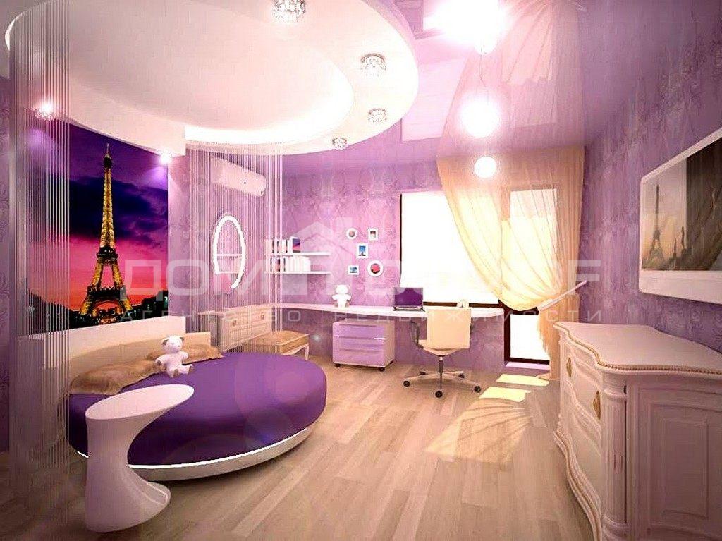 Как сделать красивый дизайн в комнате